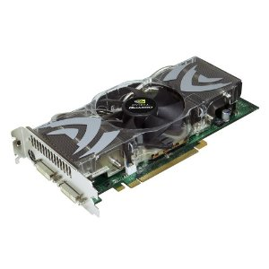 PNY nVidia Quadro FX 5500 1GB PCI-E x16 Graphics Video Card VCQFX5500-PCIE-PB