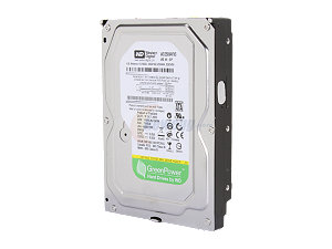 Western Digital AV-GP WD2500AVVS 250 GB Internal Hard Drive 7200 rpm