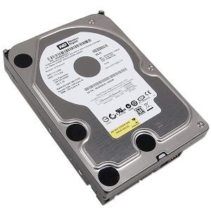"Western Digital AV 320GB 8MB Cache 7200RPM 3.5"" SATA3Gb/s Hard Drive -WD3200AVJS"