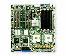SUPERMICRO X6DH8-XB E7520 DUAL XEON SOCKET-604 800FSB VIDEO 2Gb LAN E-ATX MOTHERBOARD