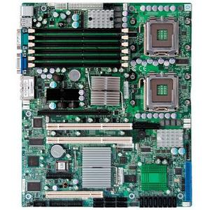 Supermicro X7DVL-3 / X7DVL-3-B LGA 771 Intel 5000V ATX Dual Intel Xeon Server Motherboard With SAS