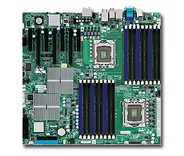 SUPERMICRO X8DAH+-F - motherboard