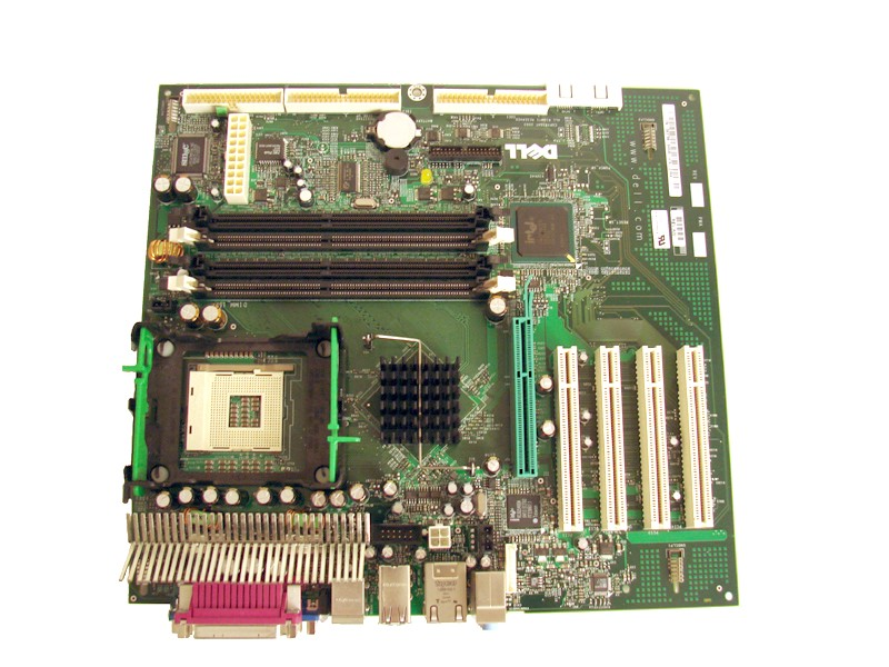 Dell OptiPlex GX270 XF824 Intel 865PE Socket-MPGA478 Pentium-4 DDR Motherboard