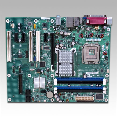 Intel Desktop Board DG965RY ATX iG965 LGA775 DDR2 PCIe Audio, Video and Lan Board Only