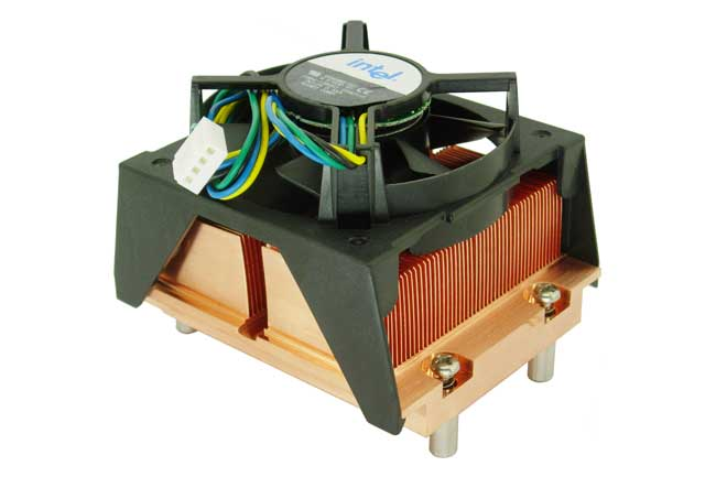 Intel Original Heat Sink and Fan for Xeon Processor Socket 604 Pin