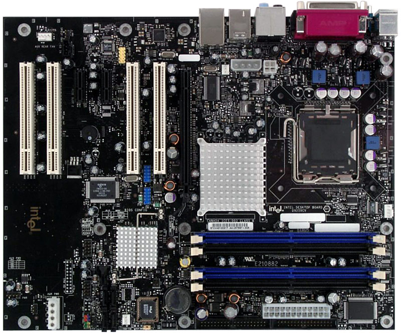 INTEL D925XCV SOCKET 775 PCI-Express ATX Extreme Series Motherboard