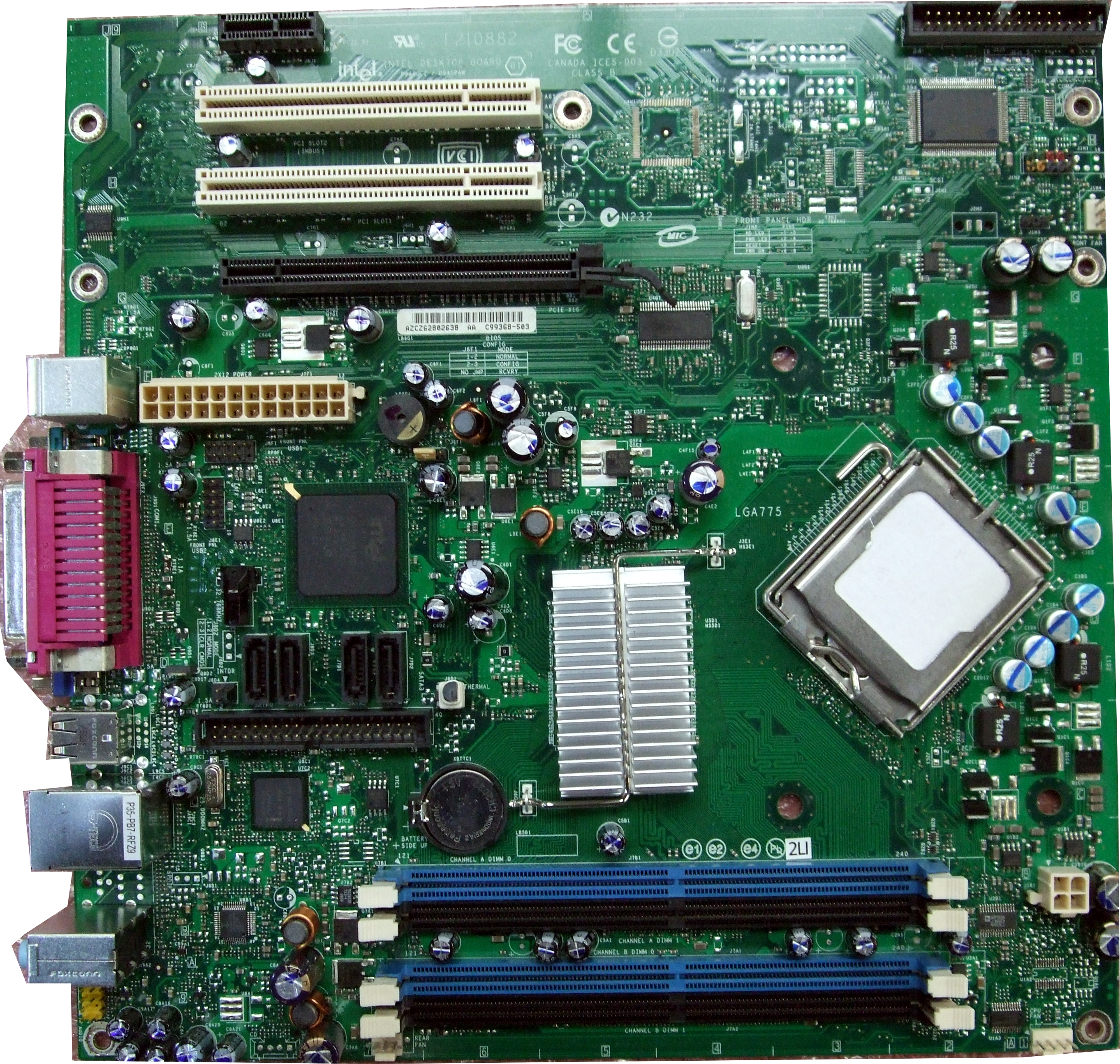 Intel Motherboard 945 Audio Driver Download