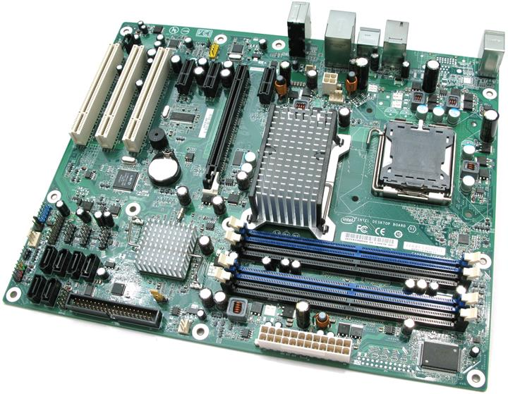 Intel DP43TF DDR2 LGA775 ATX Desktop Board BLKDP43TF
