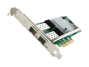 Intel E10G42AFDA 10GB AT2 DUAL PORT SERVER ADAPTER