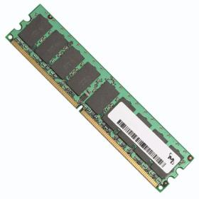 Micron MT18HTF6472Y-40EB2 512MB DDR II 240 Pin ECC Registered Memory