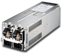 ZIPPY R2G-6300P 2U Redundant 300W ATX12V w/Active PFC