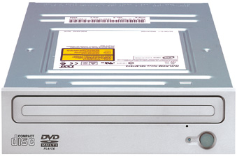 SD-M1912 Toshiba 16X/48X IDE ATAPI Internal DVD-ROM Drive Internal Beige