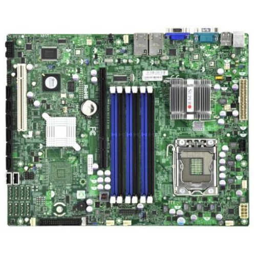 Supermicro X8STI-3F-O Intel X58 Socket-1366 Core i7 DDR3 1333MHZ ATX Motherboard