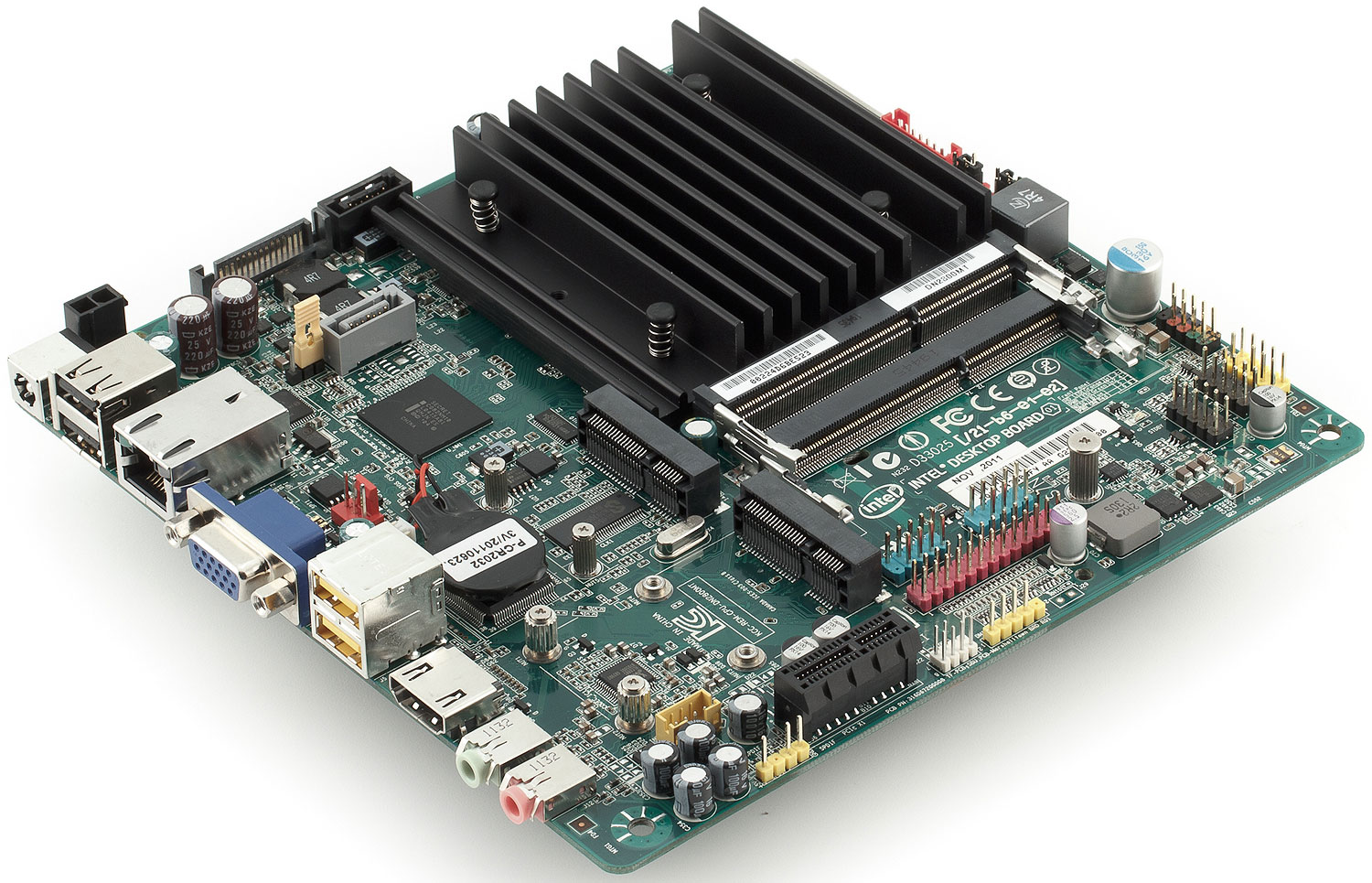 Intel BLKDN2800MTE / DN2800MTE Chipset-NM10 Dual Core DDR3-1066MHz Mini ITX Motherboard