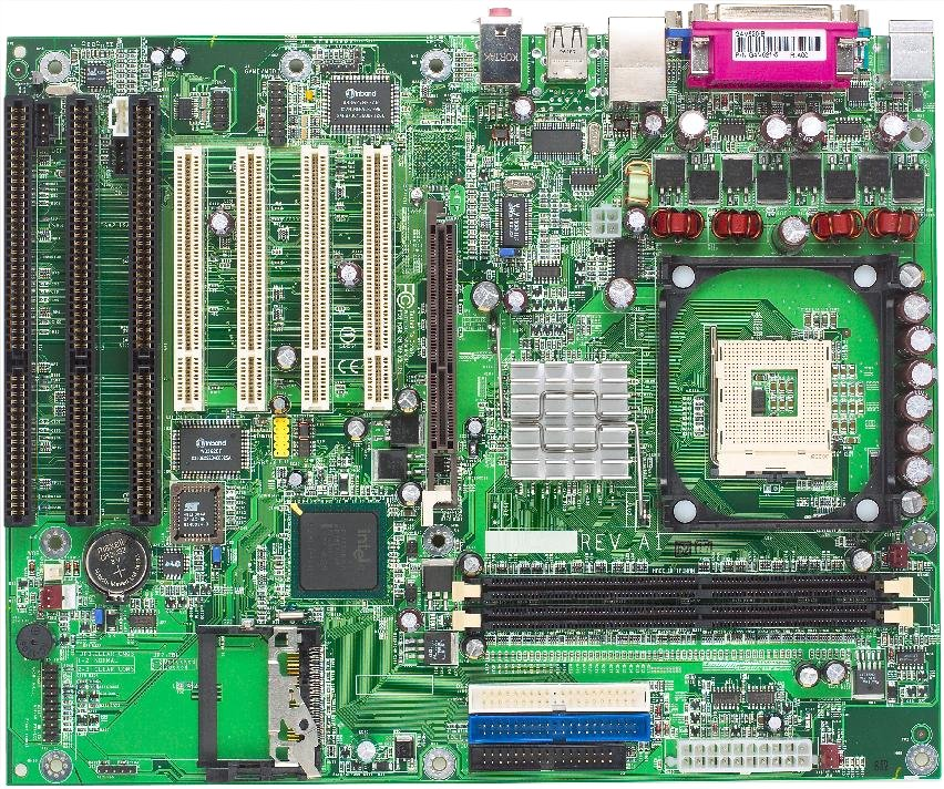 Itox G4V620-B with Intel 845GV ATX Motherboard