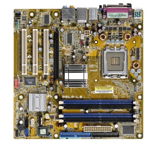 ASUS / HP P5LP-LE Intel 945G Socket-775 DDR2 667MHZ Micro ATX