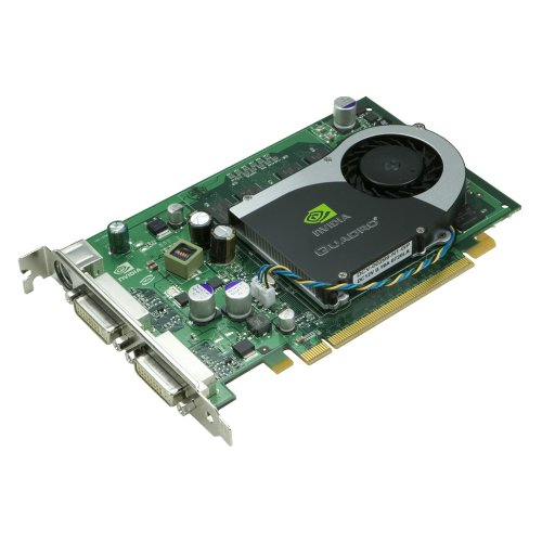 PNY VCQFX1700-PCIE-PB Quadro FX 1700 512MB Professional Graphic Card