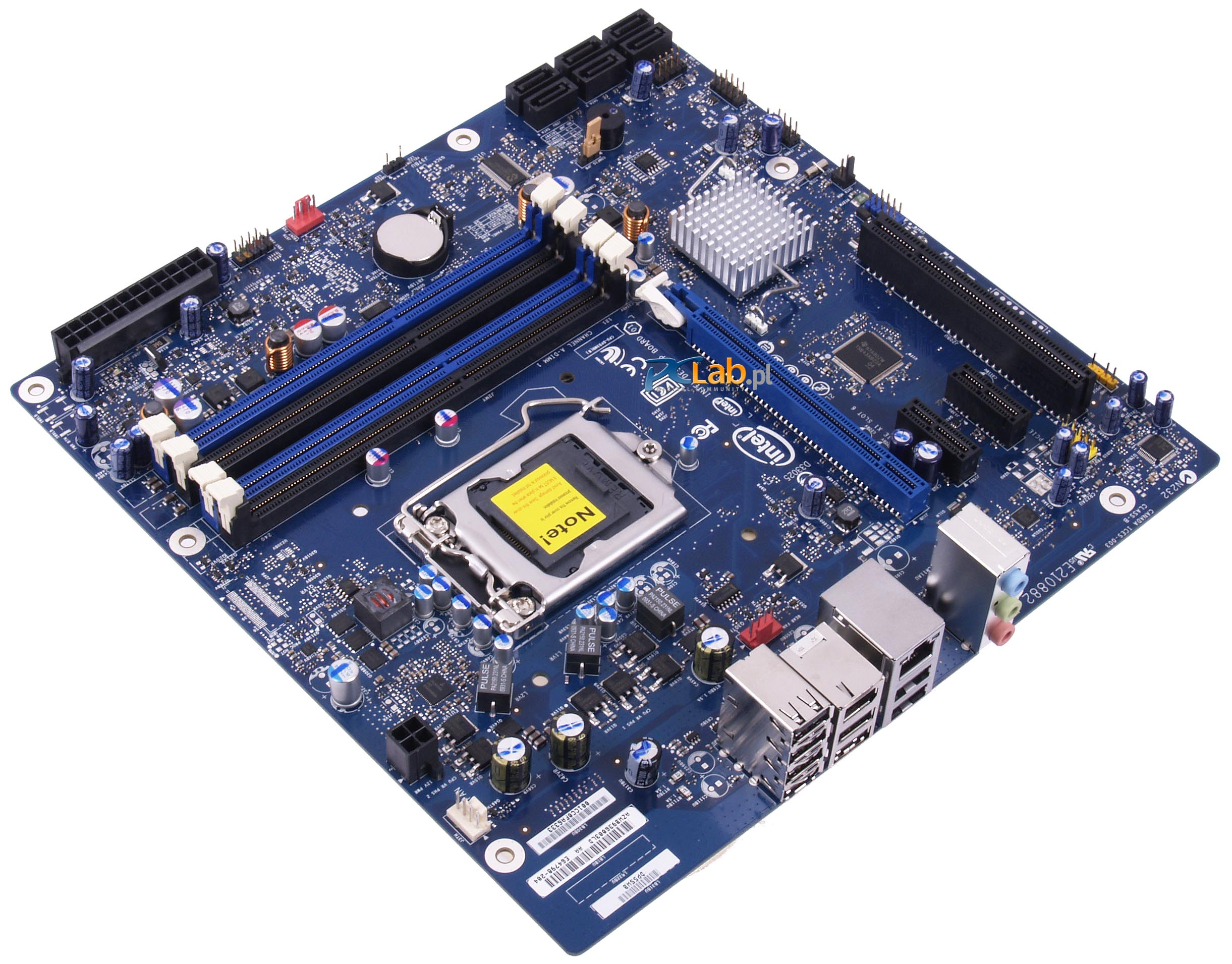 Intel Desktop Board DP55WB Media Series DDR3, A&GbE, MATX motherboard