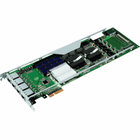 Intel EXPI9014PTBLK PRO/1000 PT Quad Port Bypass Server Adapter PCIE Copper Server 4-Port
