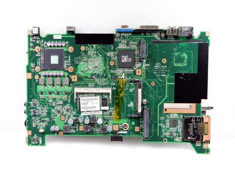 Toshiba Satellite A70 A75 Series Laptop Motherboard LA-2301 - K000016360
