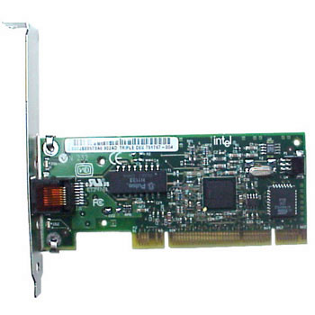 Intel PILA8460C3 10/ 100Mbps PCI PRO/100 S Desktop Ethernet Adapter